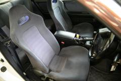 R33GT-Rのシート