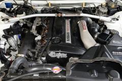 R33GT-Rのエンジンルーム