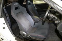 400Rのシート