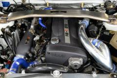 400Rのエンジン