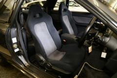 R32GT-Rのシート