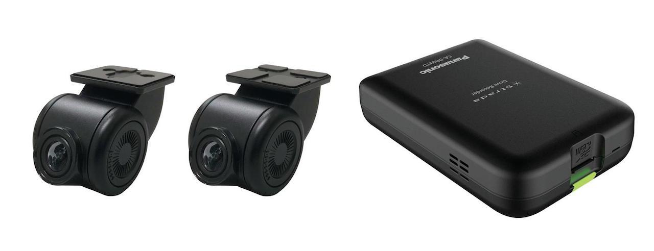 「「ストラーダ」専用ドライブレコーダーに前後2カメラモデルと1カメラモデルが登場」の3枚目の画像