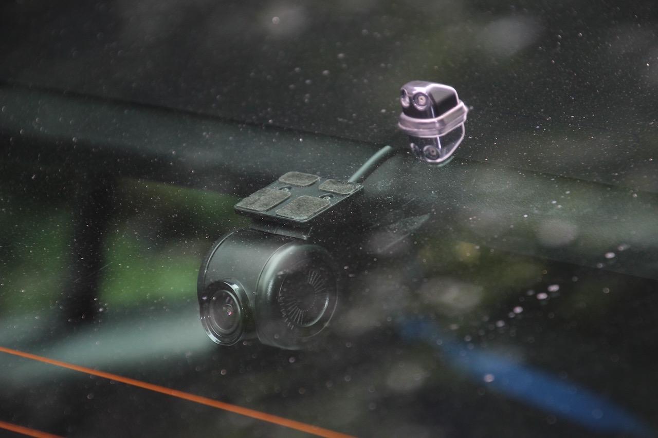 「「ストラーダ」専用ドライブレコーダーに前後2カメラモデルと1カメラモデルが登場」の5枚目の画像