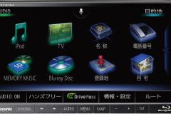 ストラーダ「RX」シリーズ