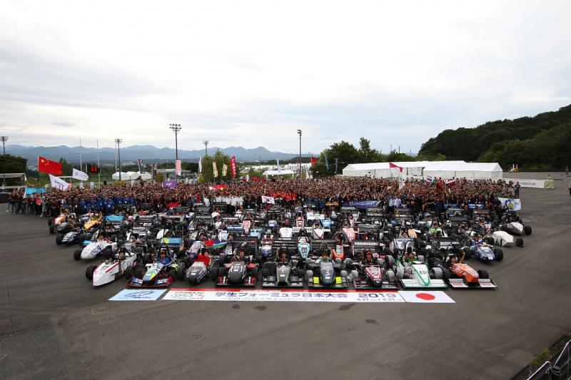 学生フォーミュラ日本大会2019