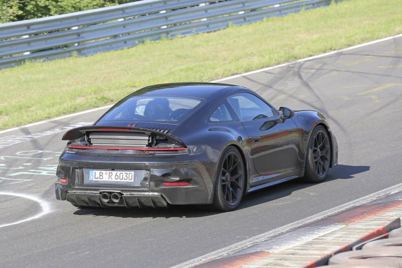 ポルシェ 911 GT3 ツーリングパッケージ外観_008