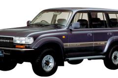 トヨタ・ランドクルーザー・シリーズ