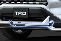 TRD RAV4 フロントパフォーマンスダンパー