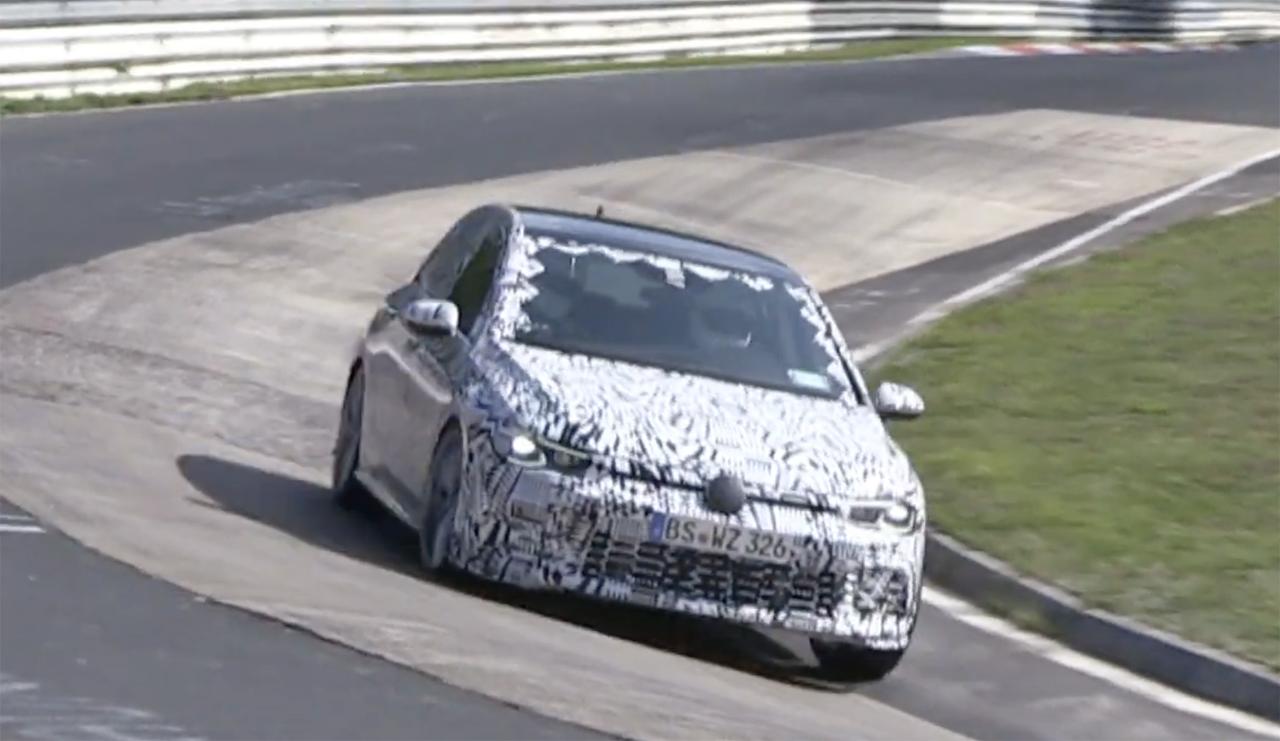 VW ゴルフ GTI外観_002