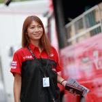 【サーキット女子に聞いたモータースポーツの魅力】その6・彩世めいさん「サーキットで出会った人たちのおかげでやり甲斐のある仕事を見つけられた」 - circuit_joshi_meimei_02