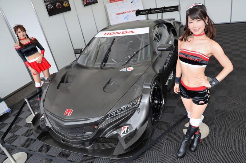GT500クラスのNSX-GT