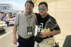 マツダ・丸本社長と清水和夫