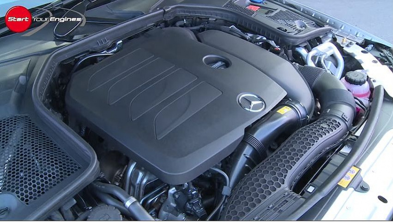 C200アヴァンギャルドのエンジン