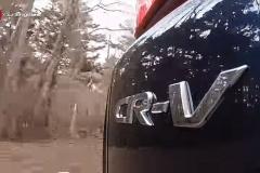 CR-Vのエンブレム