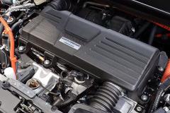 CR-Vのエンジンルーム