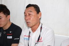中嶋 悟総監督