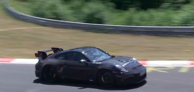ポルシェ 911 GT3外観_002