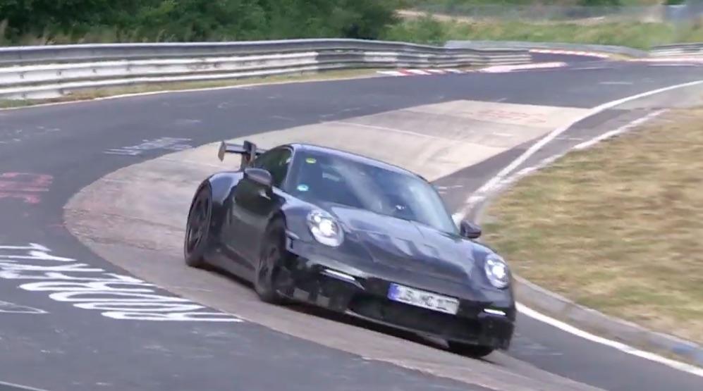 ポルシェ 911 GT3外観_003