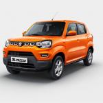 「カプチーノ」じゃなかった! スズキが軽自動車用プラットフォームを利用したSUV「エスプレッソ」をインドで発売 - suzuki_s-presso