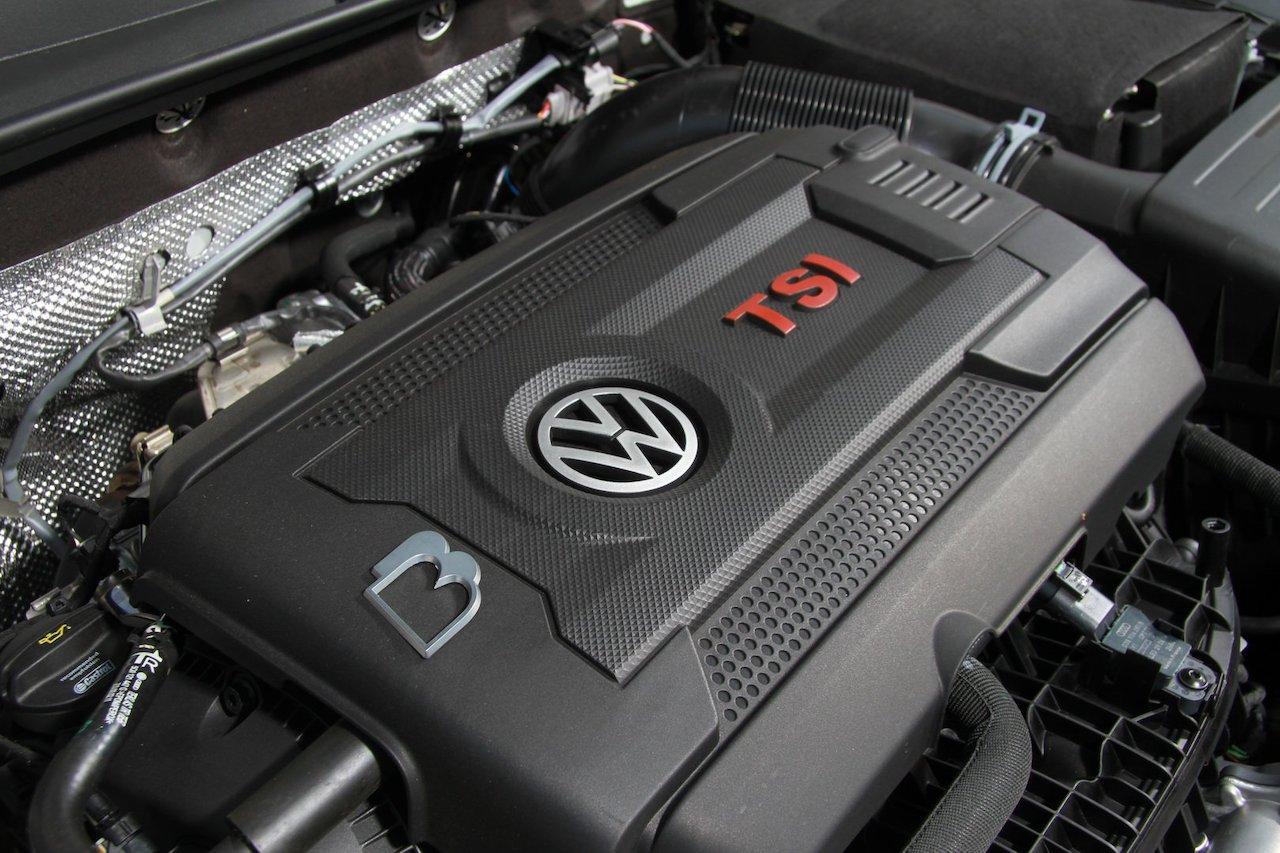 「VWゴルフが過激なハッチバックに変身!? ゴルフGTI TCR用のチューニングキットが発表」の6枚目の画像