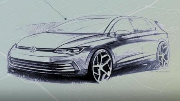VWゴルフ ヴァリアント 新型外観_001