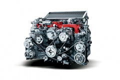 SUBARU EJ20エンジン