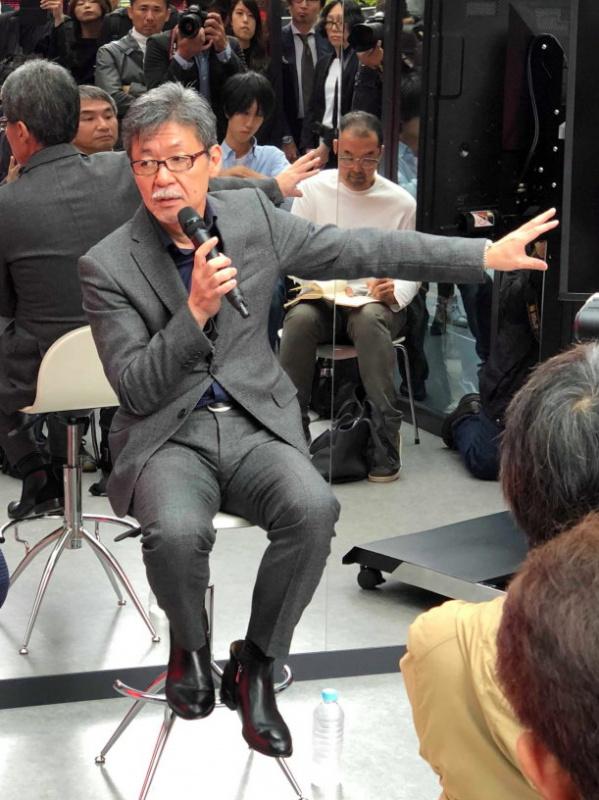 前田 育男 マツダ常務執行役員デザインブランドスタイル担当