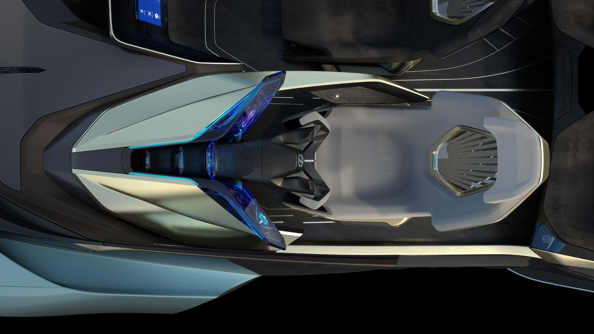 「鉱石のような塊感! レクサスの電動化ビジョンを象徴するコンセプトモデル「LF-30 Electrified」を公開【東京モーターショー2019】」の18枚目の画像