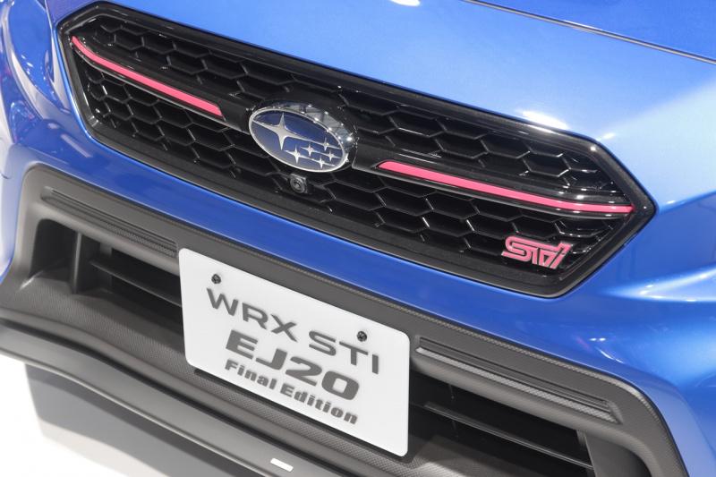 WRX_STI_EJ20ファイナルエディション_フロントグリル