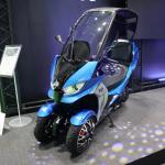 「バイクから家に電気を供給できる! 日本発の新ブランド「アイディア」の電動スクーターが誕生【東京モーターショー2019】」の13枚目の画像ギャラリーへのリンク