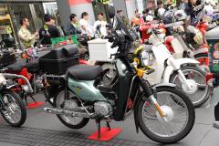 第23回カフェカブミーティングin青山:カスタム車両16