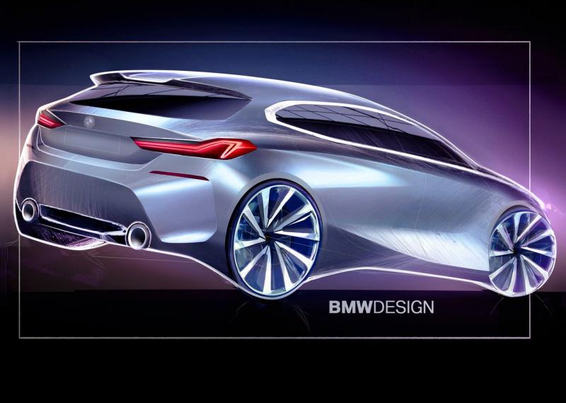 BMW 1シリーズ イラスト_003