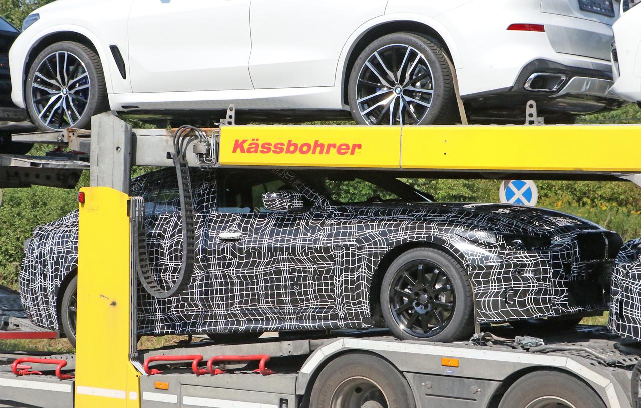 BMW 4シリーズ グランクーペ外観_001