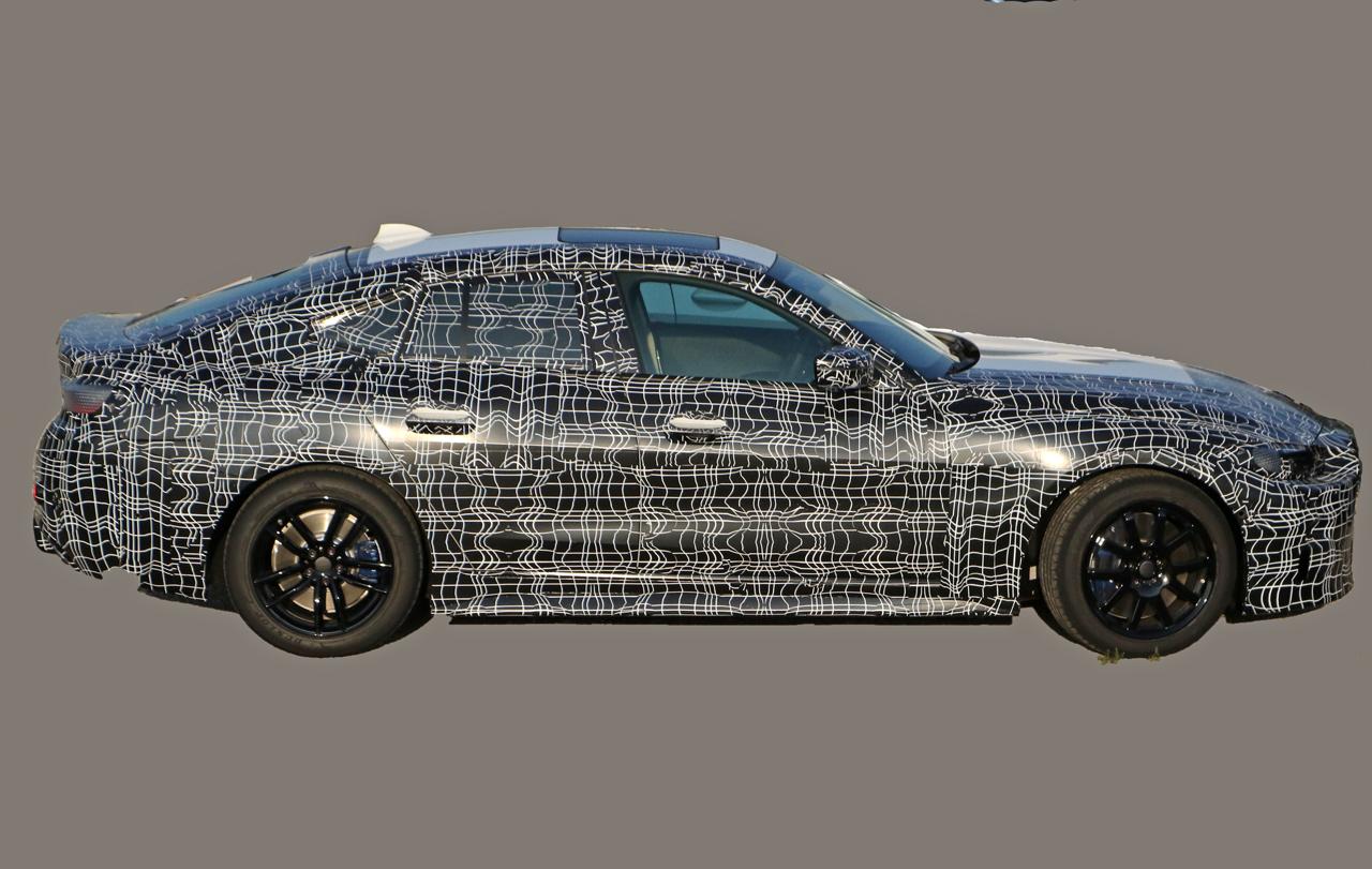 BMW 4シリーズ グランクーペ外観_012