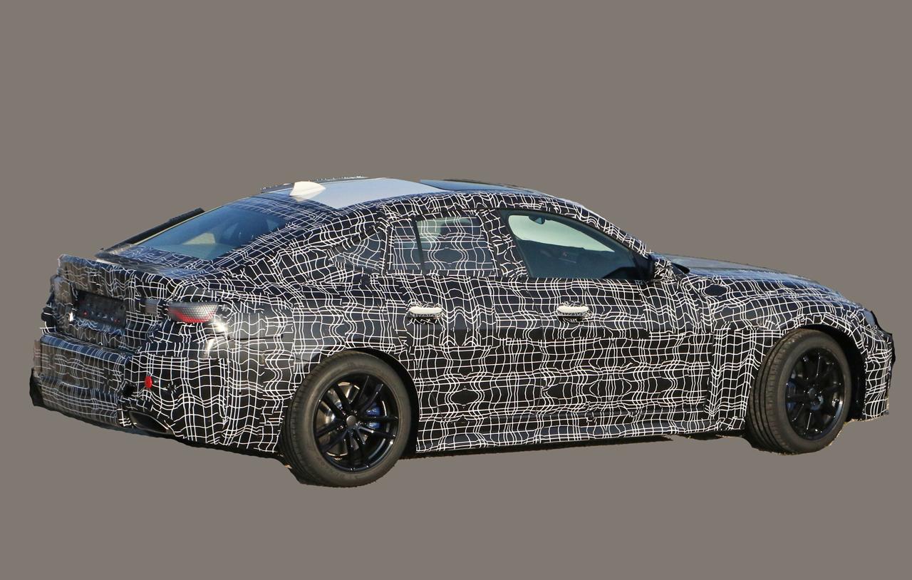 BMW 4シリーズ グランクーペ外観_014