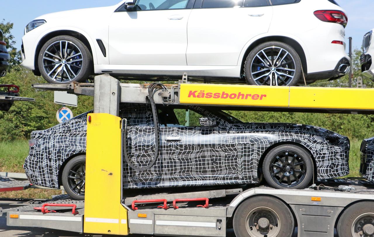 BMW 4シリーズ グランクーペ外観_002