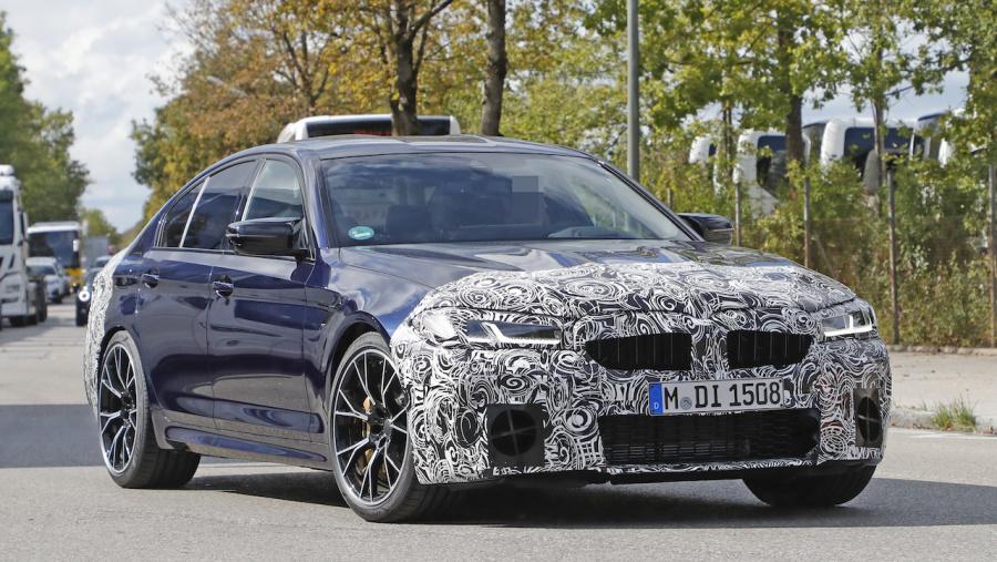 BMW M5外観_002