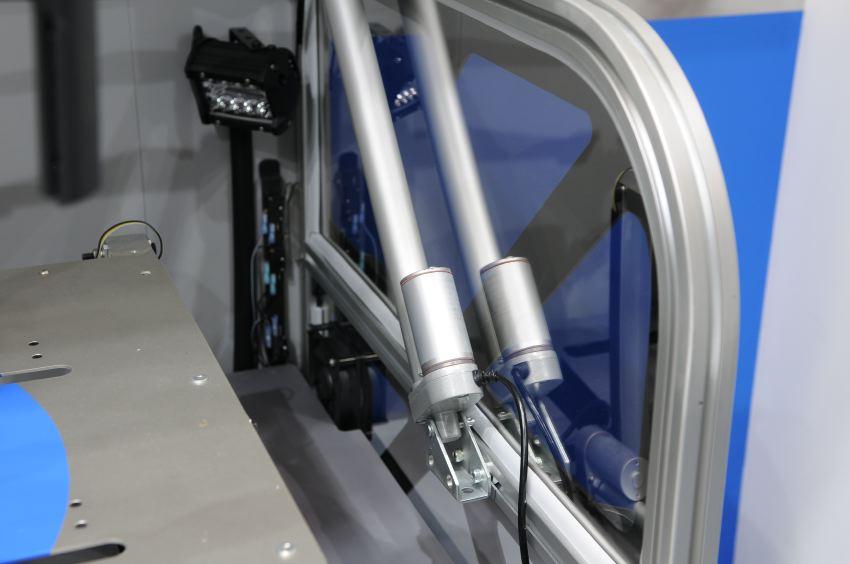 「「パイルダー・オン!」しに行きそうなカーメイトのドローンステーション【東京モーターショー2019】」の3枚目の画像