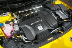 AMG A45のエンジン