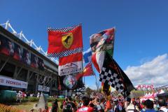 F1日本GP2018