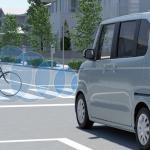 ホンダN-BOX/N-BOXカスタム一部改良で衝突被害軽減ブレーキの横断自転車対応など商品力を向上【新車】 - HONDA_N-BOX_20191003_2