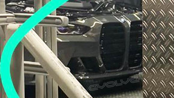 BMW M3 新型