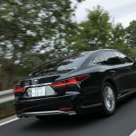 年次改良でハイブリッド仕様の加速フィール、静粛性向上、2WD車の乗り心地改善を果たした最上級セダンの凄み【レクサスLS試乗記】 - LEXUS_ALL_LINE_UP_8