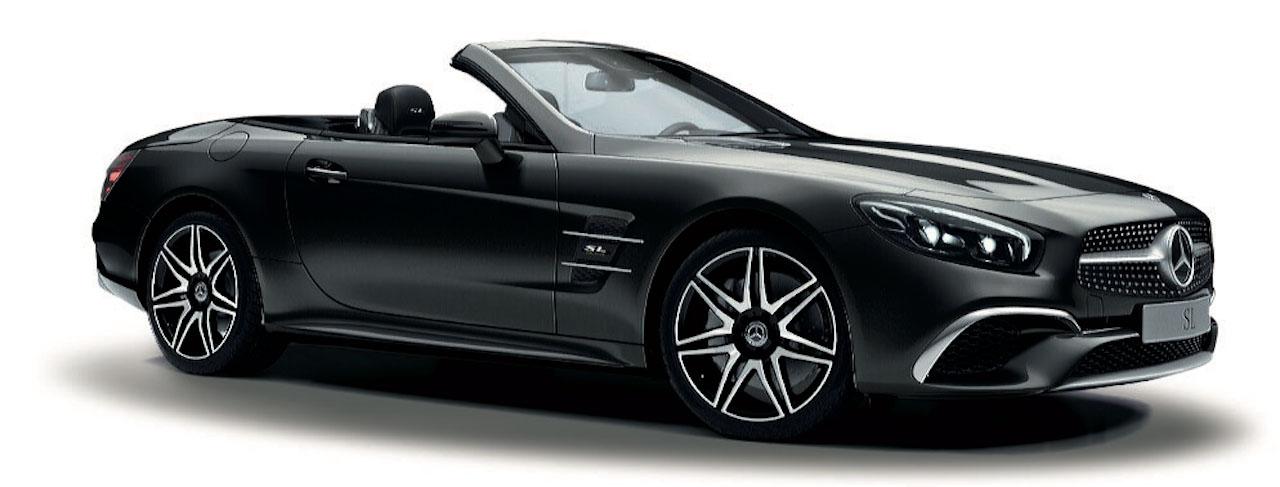 「快適装備とABCサスペンションが備わった特別仕様車、メルセデス・ベンツ「SL 400 Grand Edition」が登場【新車】」の13枚目の画像