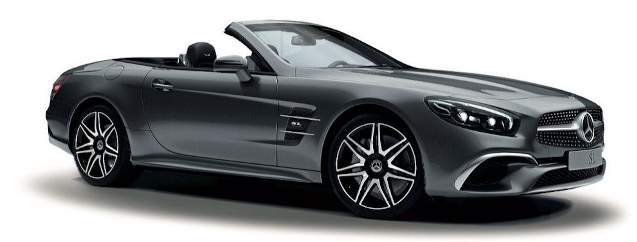 「快適装備とABCサスペンションが備わった特別仕様車、メルセデス・ベンツ「SL 400 Grand Edition」が登場【新車】」の14枚目の画像