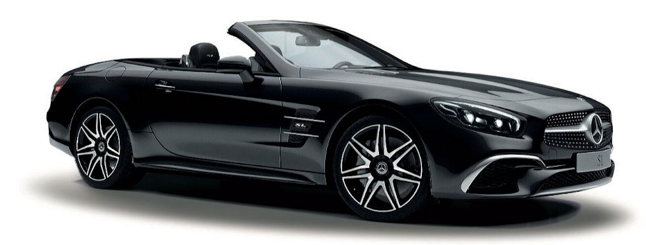 「快適装備とABCサスペンションが備わった特別仕様車、メルセデス・ベンツ「SL 400 Grand Edition」が登場【新車】」の15枚目の画像