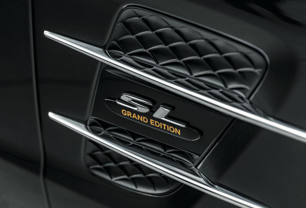 「快適装備とABCサスペンションが備わった特別仕様車、メルセデス・ベンツ「SL 400 Grand Edition」が登場【新車】」の5枚目の画像