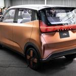 新開発EVプラットフォームを使った「ニッサン IMk」は、将来の軽自動車像を提案する意欲作【東京モーターショー2019】 - NISSAN_IMK_8