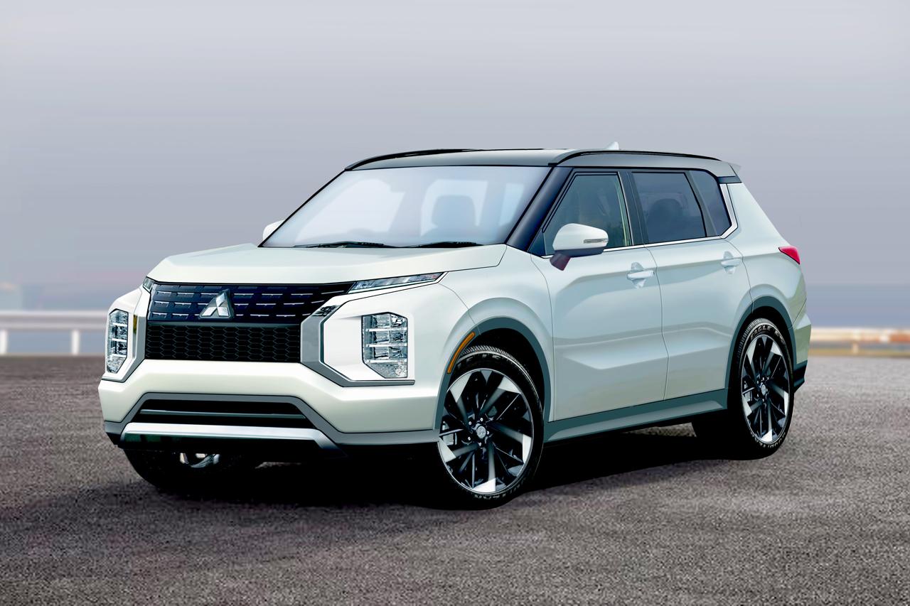 新型 三菱アウトランダーを大予想。ボディを拡大し、日産エクストレイル新型と兄弟車に!? | clicccar.com ...