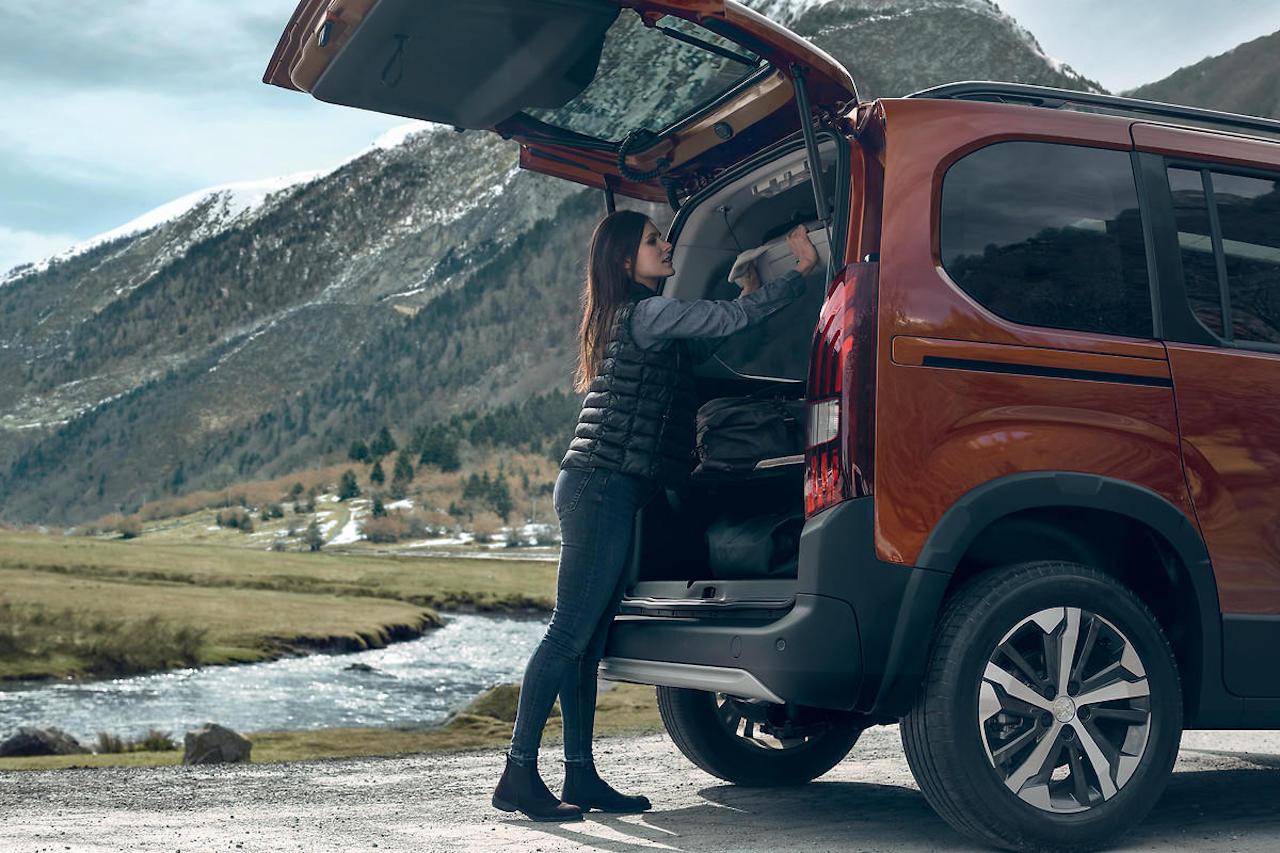 「ルノー・カングーに最強のライバルが出現!? MPVのプジョー・リフターは先進安全装備を満載【新車】」の13枚目の画像